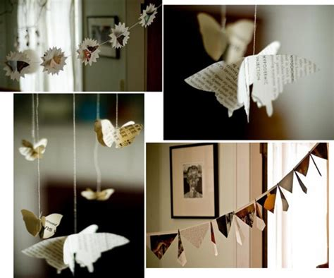 home made wedding decorations handmade wedding decorations romantic decoration