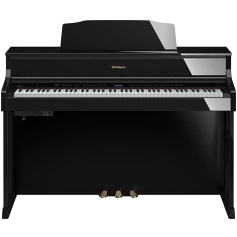 Piano Digital Roland roland hp605 digital piano polished at gear4music