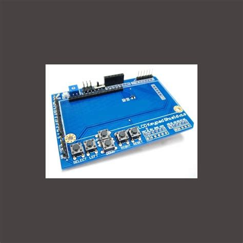 arduino tutorial lcd keypad shield keypad lcd shield v2 0 arduino compatible corzotech
