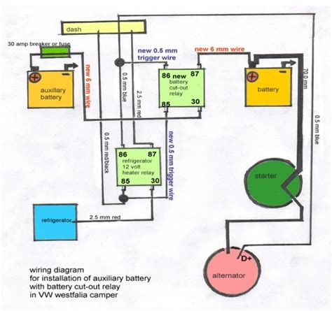 12 volt wiring diagram 12 get free image about