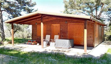 casa con porche casa de madera de 55 m2 con porche de 20 m2 barata