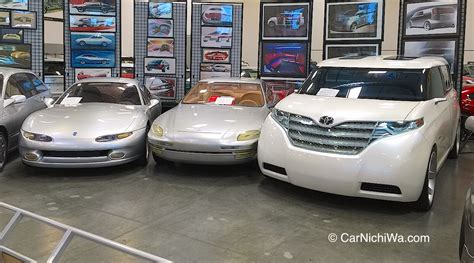toyota uxs toyota usa automobile museum treasures in torrance from