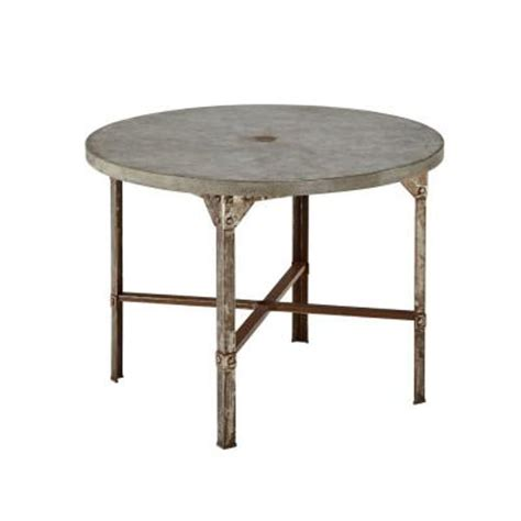 patio table home depot home styles outdoor dining patio table 5670 30