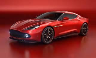 At Aston Martin Aston Martin Unveils Vanquish Zagato Concept At Villa D Este