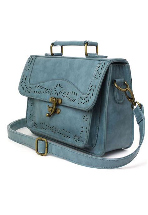 Proust Blue Handheld Bag From Collard by 17 Best Ideas About Vintage Fashion Style On