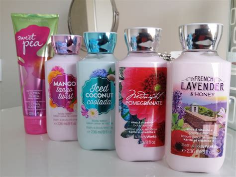 bath and body works overseas shopping haul lipsticks and coffee