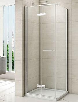 600mm Shower Door Bi Fold Door Shower Enclosures Sizes Available Qs Supplies