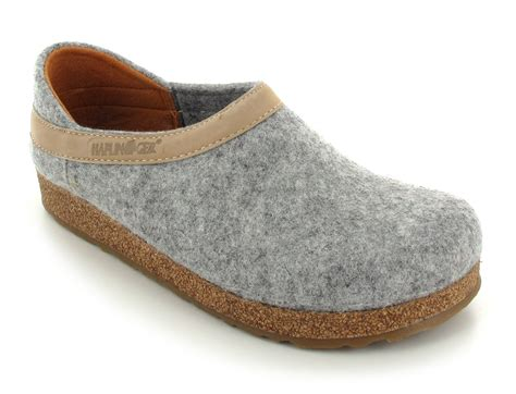 german wool slippers haflinger 174 wool felt buffalo unisex comfort clog