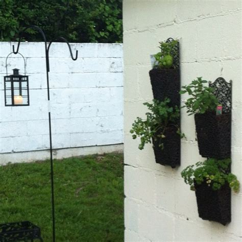 Office Herb Garden by Wall Herb Garden D Residence Pinterest