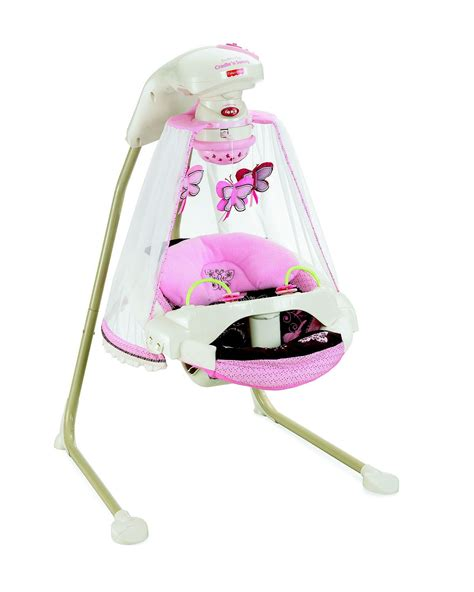 fisher price butterfly swing fisher price baby s cradle swing butterfly garden
