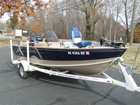 lund boats virginia lund adventure fisherman 1700 performance test boats