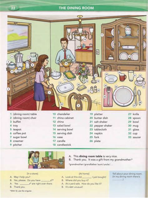 dictionary kitchen word by word picture dictionary second edition