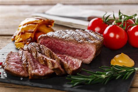 protein 8 oz rump steak how to cook filet mignon in a cast iron skillet atlas