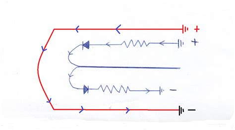resistor led positive negative ttec 4841 tom is likely to get electrocuted led test light