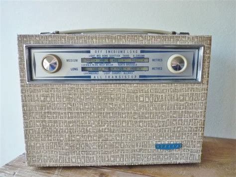transistor blue the 103 best images about but not forgotten on radios models and radio