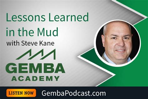 Lessons Learned From Mba Program by Ga 135 Lessons Learned In The Mud With Steve