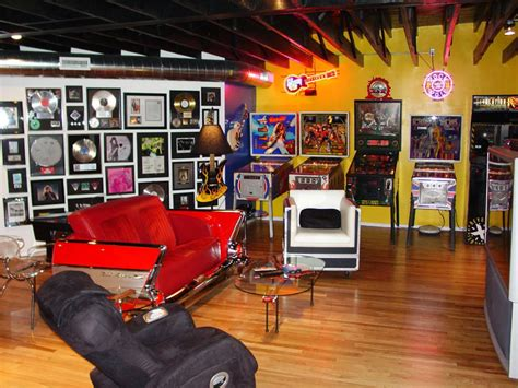 car themed home decor 8 dude tastic caves decorating and design ideas for interior rooms hgtv