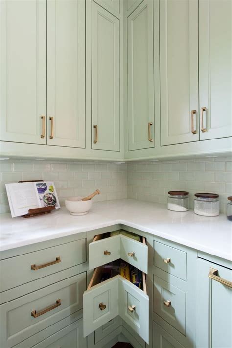 Kitchen Cabinet Faces Kitchen Dining Fresh Faces Of Design Hgtv Pale Green Color Awesome Drawers Kp