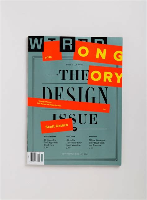 home design books 2014 wired cover 2014 design issue cd billy sorrentino