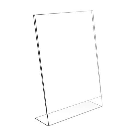 Acrilik Acrilic Acrilyc Standing Pop A4 acrylic poster menu holder perspex leaflet display stands a3 a4 a5 a6 a7 a8 a9 ebay