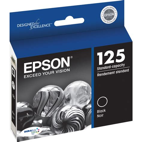 Epson Black Ink Cartridge T122100 black ink cartridge black ink cartridge epson
