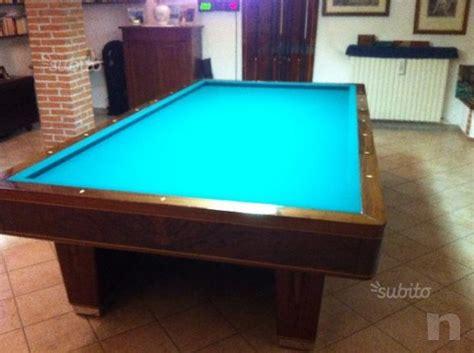 tavolo usato torino tavolo da biliardo mari professionale usato biliardo in