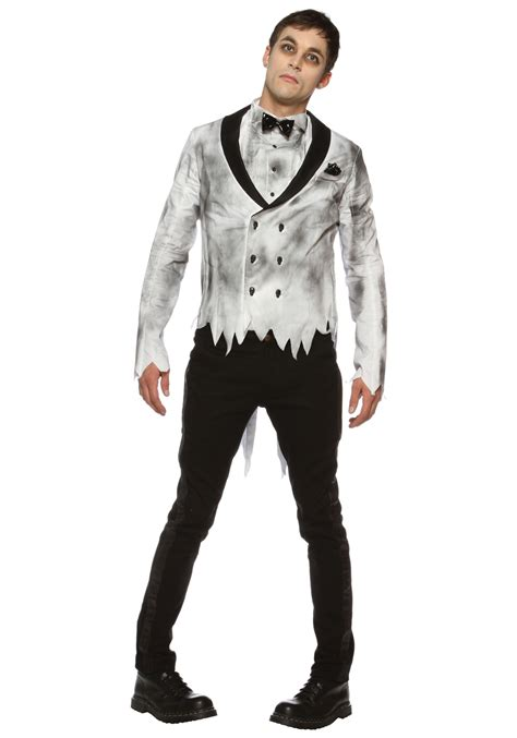 zombie costume how to make a zombie costume with makeup mens plus size zombie groom costume
