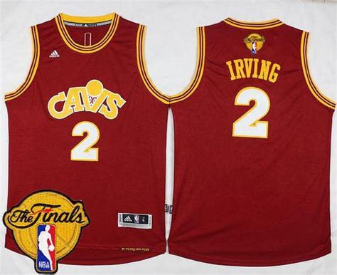 Jersey Nba Irving 11 Promo Thailand cavaliers 2 kyrie irving gold throwback classic stitched nba jersey on sale for cheap wholesale