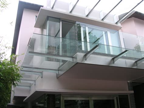 glass awnings canopies other products glass canopy