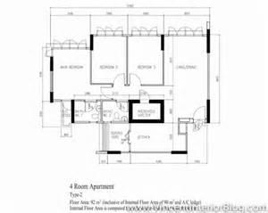 4 room flat floor plan punggol bto 4 room hdb renovation by interior designer ben