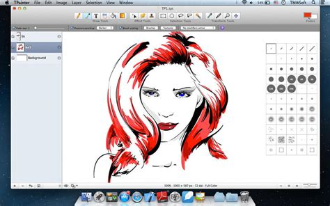 how to use sketch app tpainter digital drawing and design app on the mac
