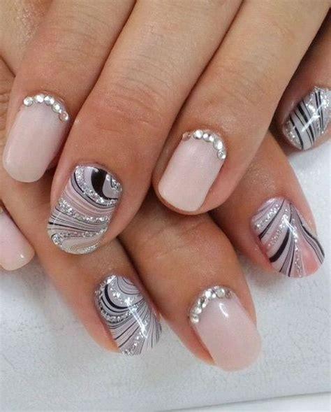 48 best wedding nail design ideas