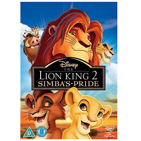 lion film collections the lion king 2 simba s pride dvd