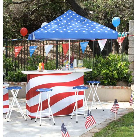 L Shaped Patio by Upc 818482010024 Best Of Times Dining Furniture Patriotic All Weather 6 L Shaped Patio