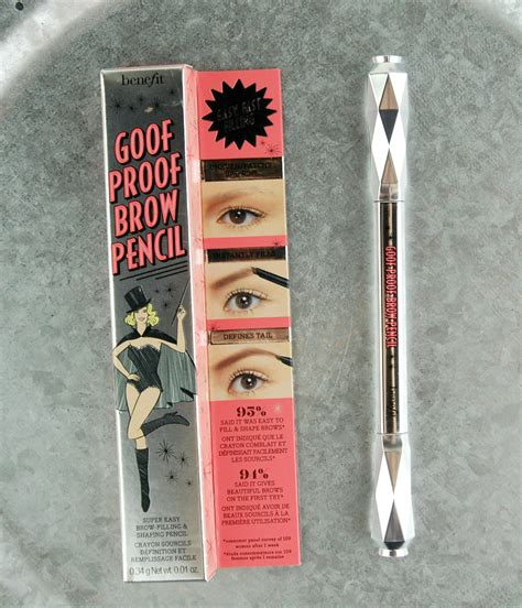 the new benefit cosmetics brow collection swatches review