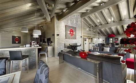 chalet houses luxury ski chalet in courchevel home design