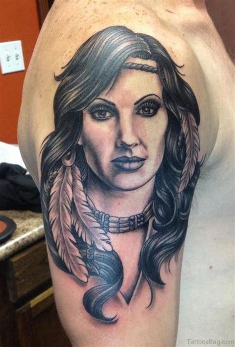 indian woman tattoo designs 62 portrait tattoos designs on shoulder