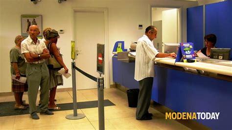 ufficio postale castelfranco emilia poste gli orari degli uffici di modena nella settimana di