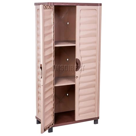 outdoor resin storage cabinets starplast outdoor plastic garden utility with 2