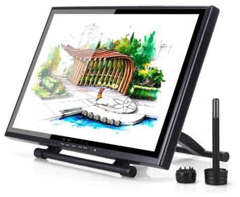 Graphic Drawer by Ugee 19 Inch Graphics Drawing Pen Tablet