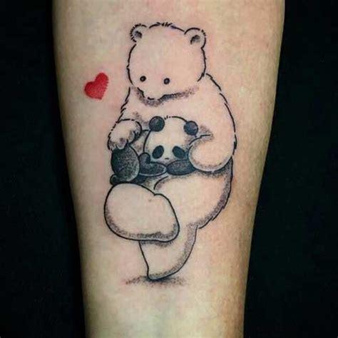tattoo oso panda significado 20 fotos panda significados de los tatuajes tatuaje club