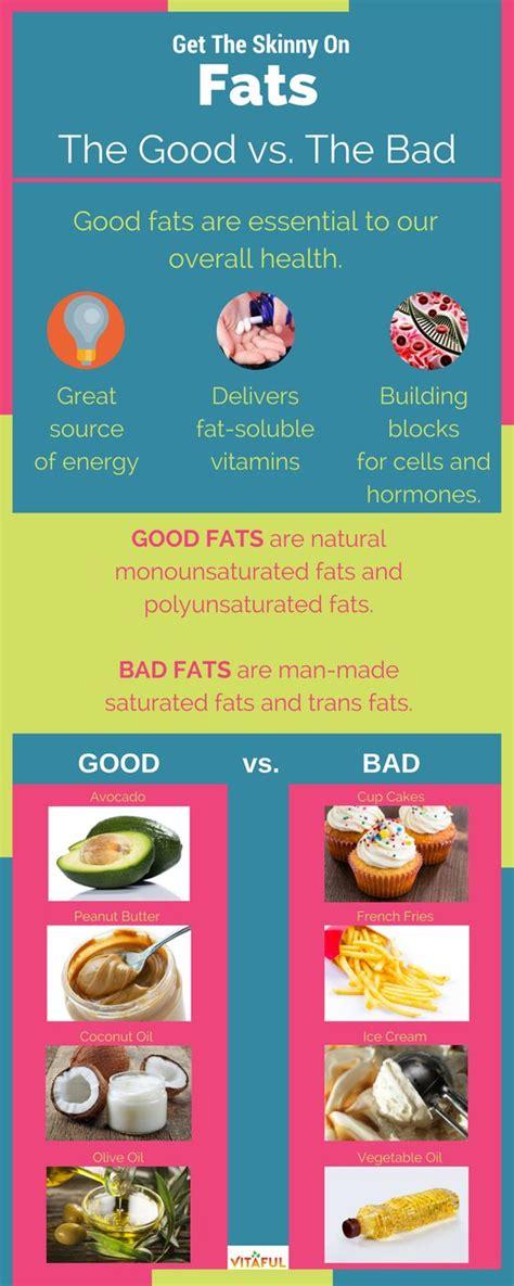 healthy vs unhealthy fats get the on fats vs bad fats healthy food