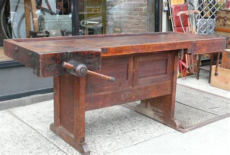 cabinet makers workbench for sale industrial cabinet maker s workbench attributed to hammacher schlemmer for sale at 1stdibs