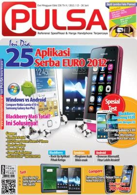 Hp Nokia 225 Tabloid Pulsa tabloid pulsa edisi 236 13 26 juni 2012