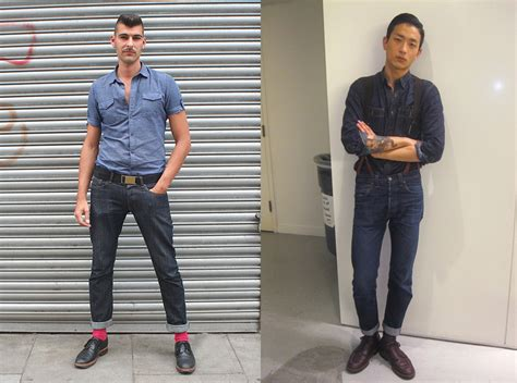 men s rockabilly style fashionbeans mens style contemporary rockabilly rak an ter collective