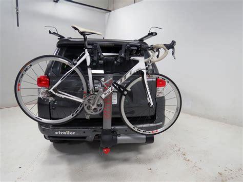 Fj Bike Rack by Toyota Fj Cruiser Yakima Swingdaddy 4 Bike Rack 2