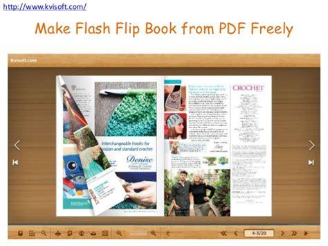 Tutorial Flash Flip Book | make flash flip book from pdf for free