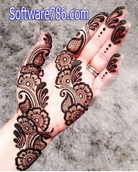 henna design software latest mehndi designs see latest mehndi design