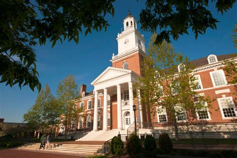 Jhu Search Johns Up To 12th In U S News Rankings Of Best Colleges Hub