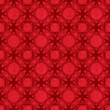 Batik Saidah Magenta Original delicious fabric keweenawchris spoonflower